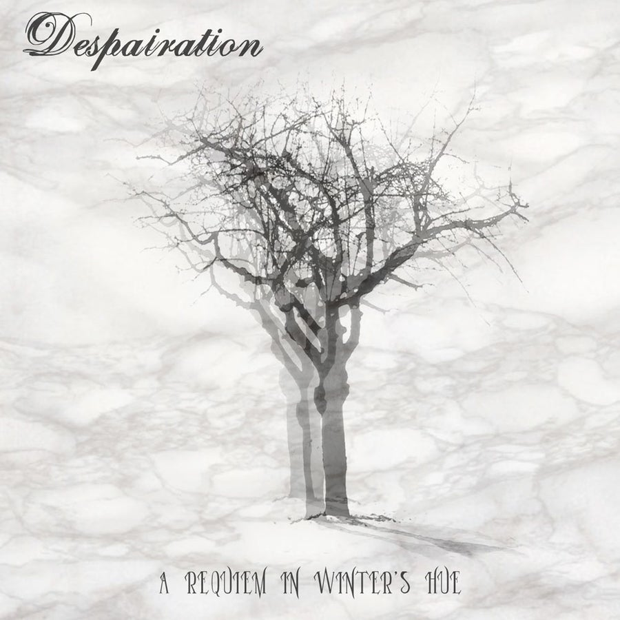 "Image of DESPAIRATION ""A Requiem In Winter's Hue"" CD"