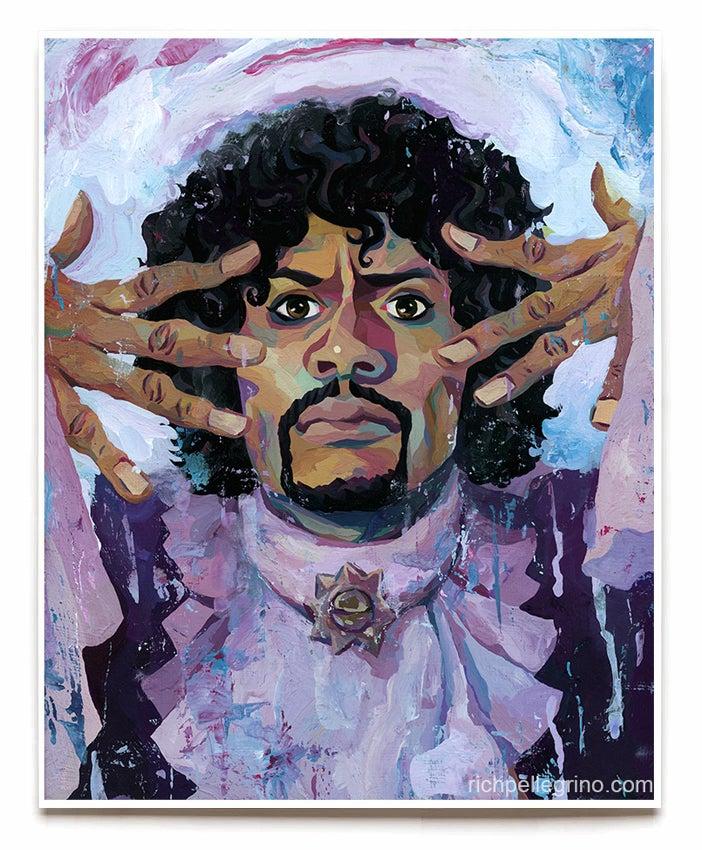 Image of Prince Dave 16x20 Print 2nd Edition