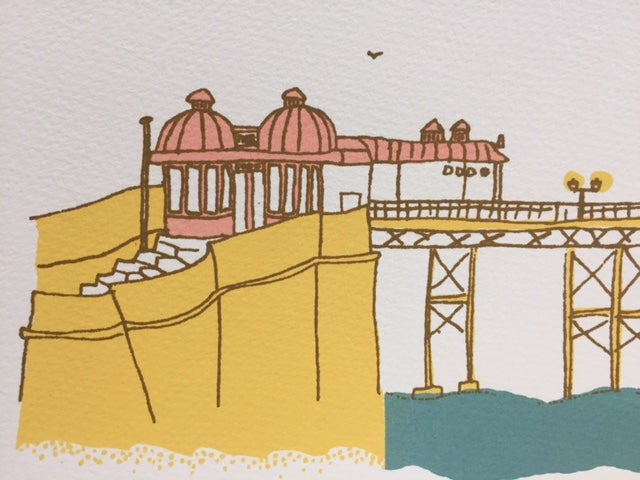 Image of P is for Pier