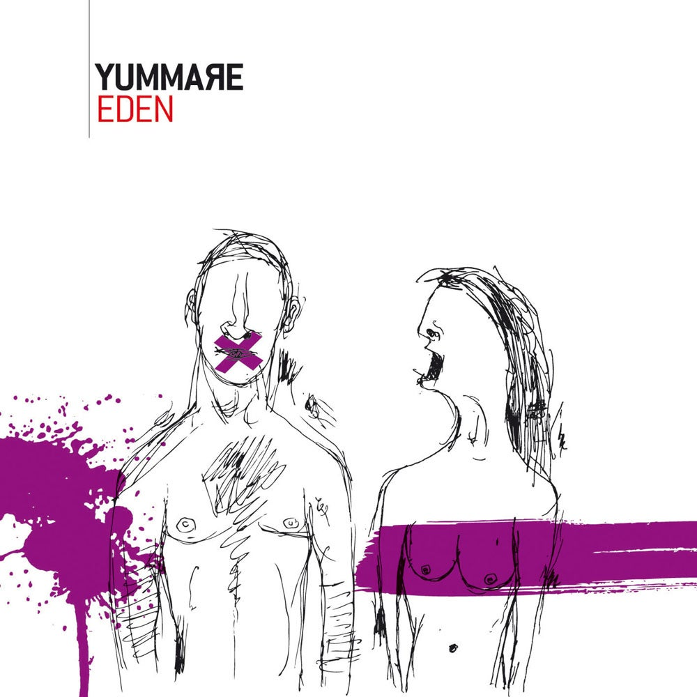 "Image of YUMMA-RE ""Eden"" CD"