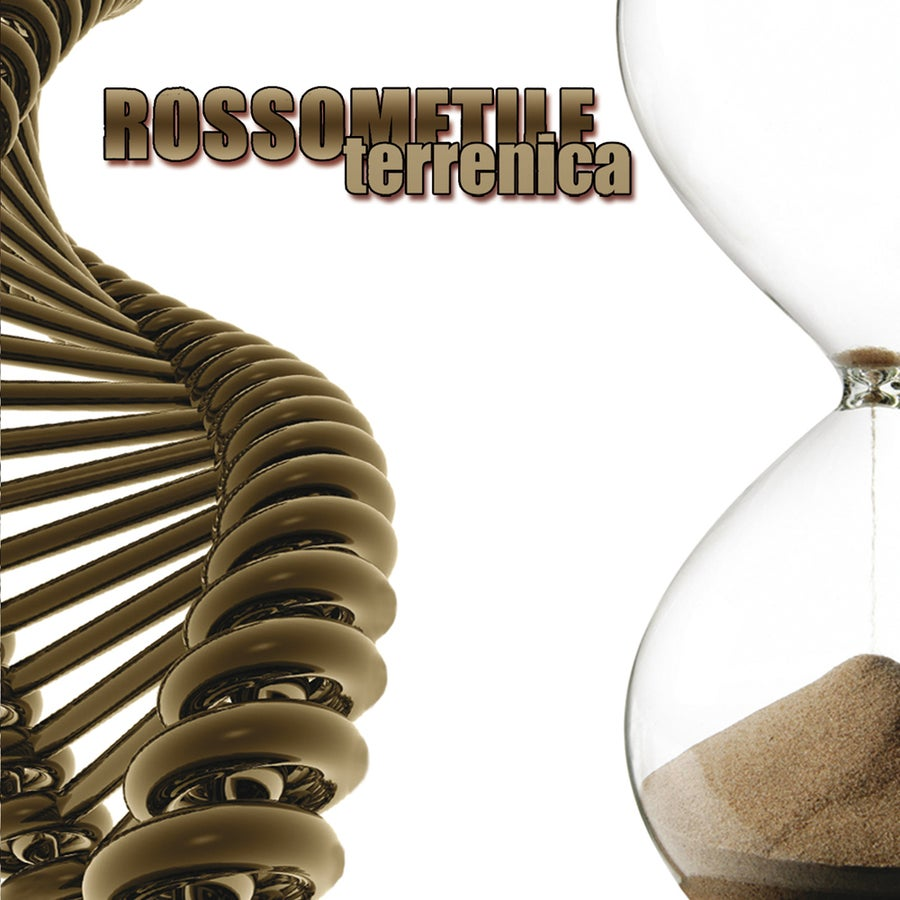 "Image of ROSSOMETILE ""Terrenica"" CD"