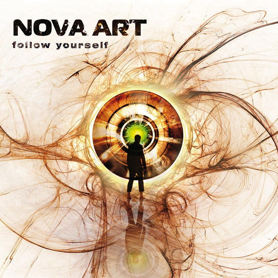 "Image of NOVA ART ""Follow Yourself"" CD"