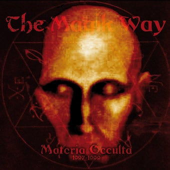 "Image of THE MAGIK WAY ""Materia Occulta 1997-1999"" CD"