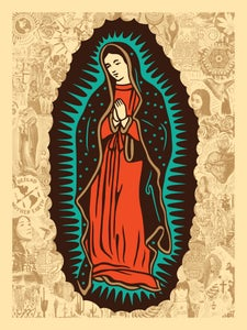 Image of Ganas Virgen Large Format