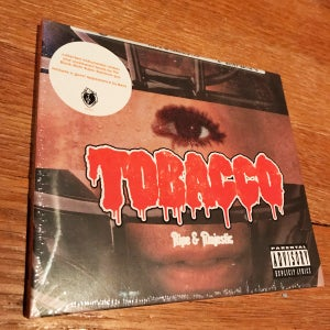 "Image of TOBACCO ""Ripe & Majestic"" CD"