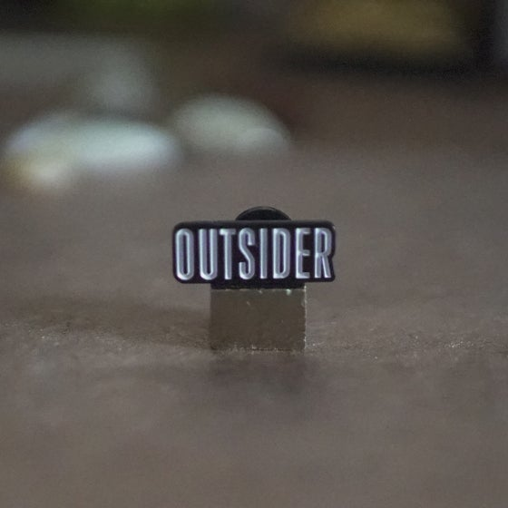 Image of Outsider Pin
