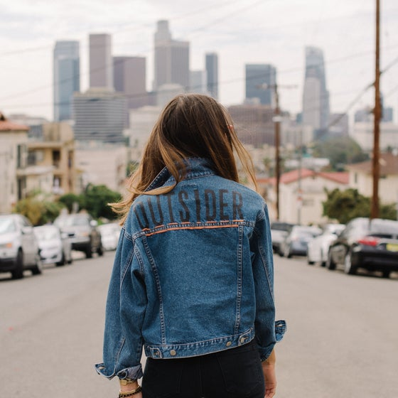Image of Outsider Vintage Denim Jacket