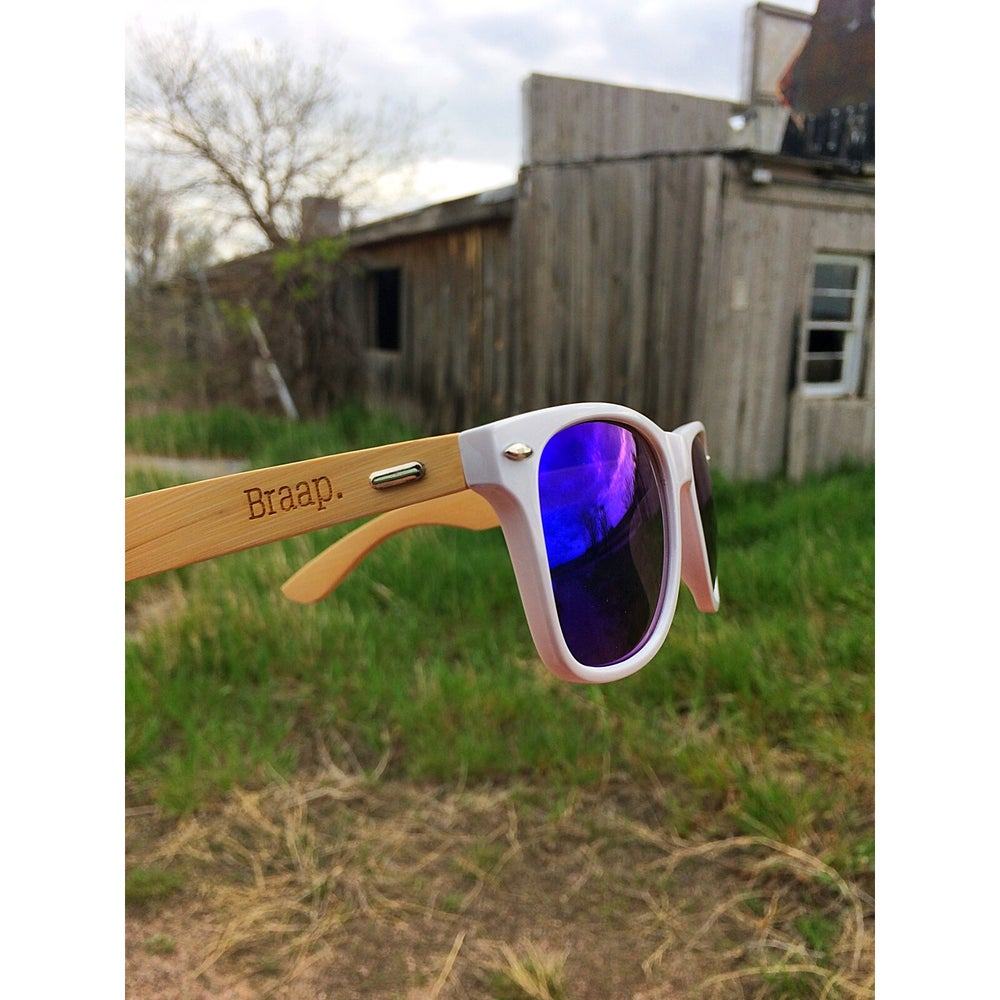 Image of Bamboo BRAAP Sunglasses