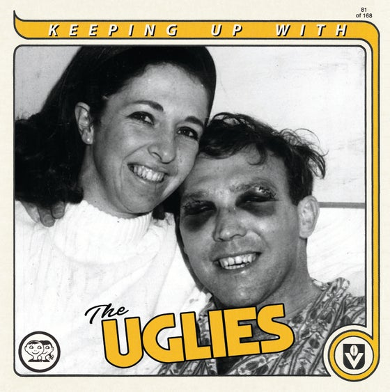 Image of THE UGLIES - 'Keeping up with...' LP