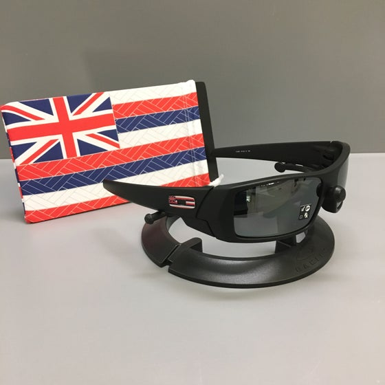 Image of HAWAIIAN ICON OAKLEY GASCAN POLARIZE