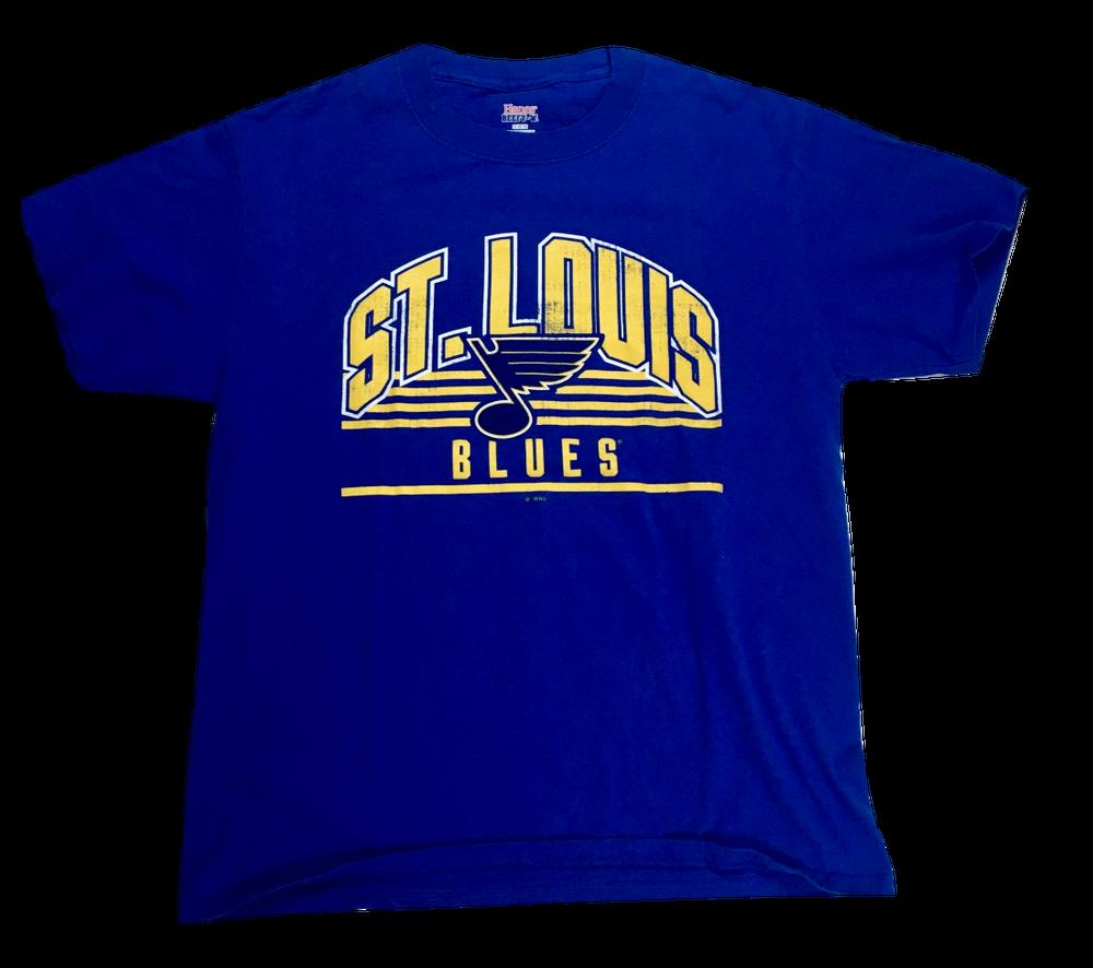 Image of ST. Louis blues T-Shirt