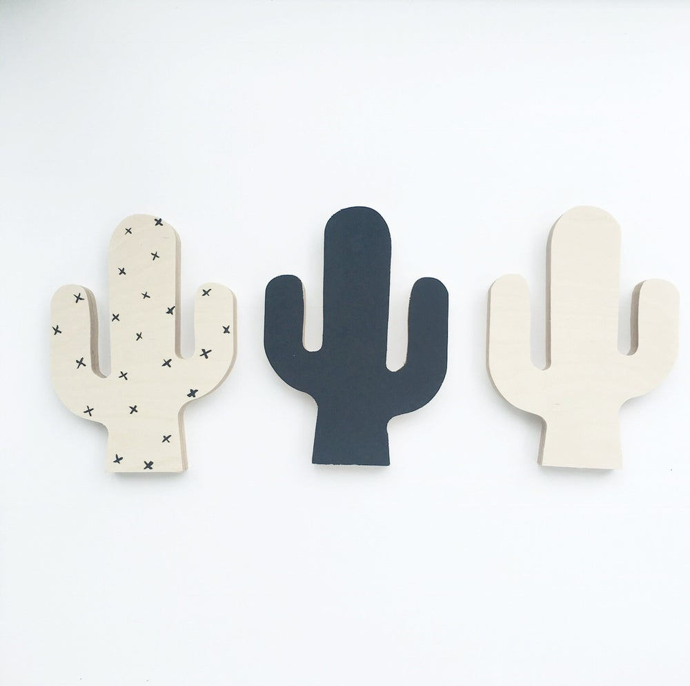 Image of PACK 3 CACTUS