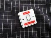Image of Switch Enamel Badge