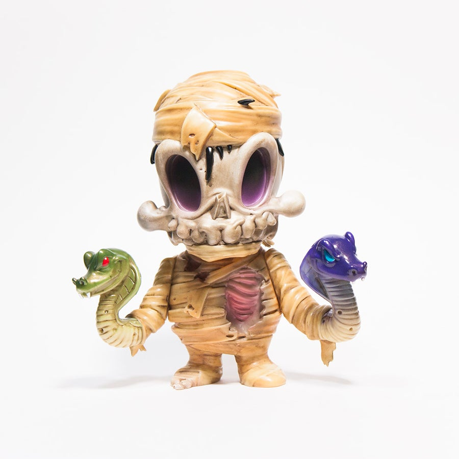 Image of ORION THE MUMMY BY BRANDT PETERS