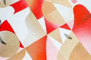 Image of Vase rouge