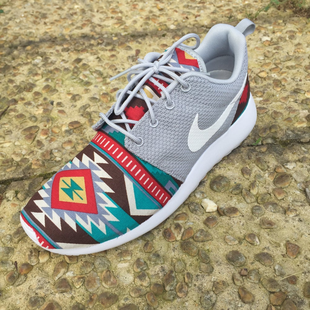 "Image of Custom Nike Roshe One ""Southwest"""