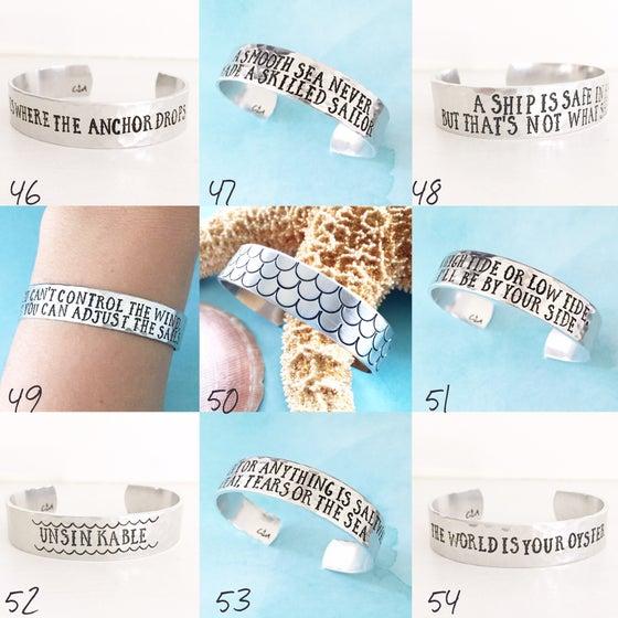 Image of Cuff Bracelets