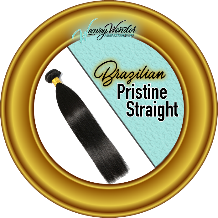 Image of Virgin Brazilian Pristine Straight