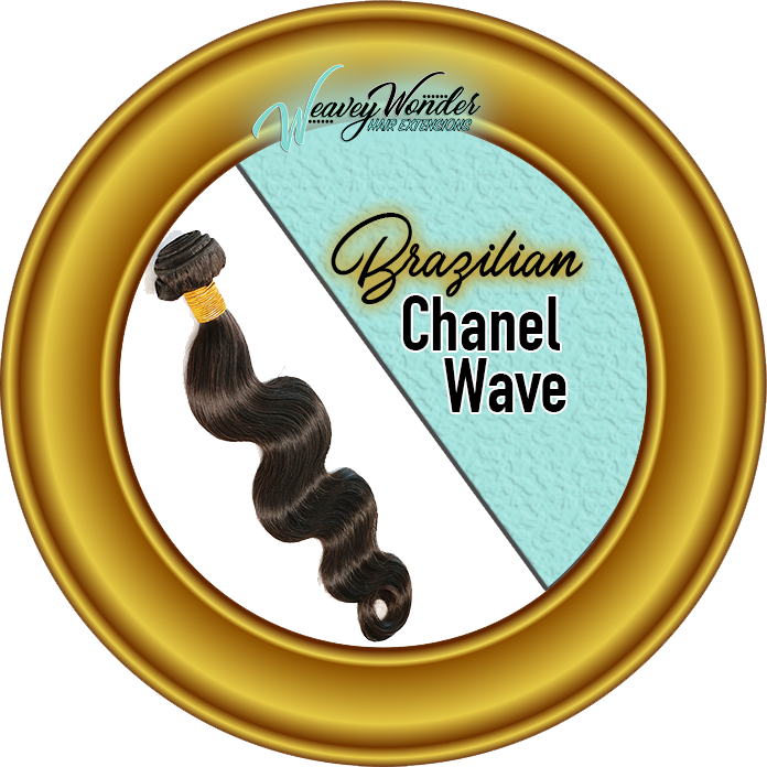 Image of Virgin Brazilian Chanel Wave