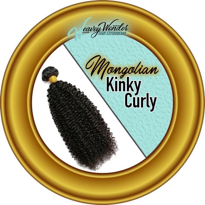 Image of Virgin Mongolian Kinky Curly