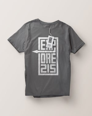 Image of The EXPLORE 215 tee