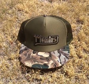 Image of Seneca Camo SnapBack Mantis United