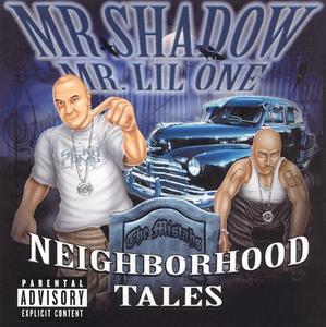 Image of MR SHADOW MR. LIL ONE NEIGHBORHOOD TALES