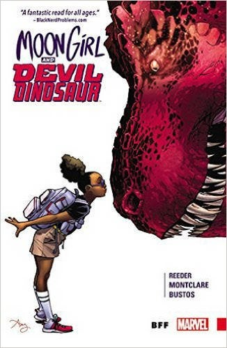 Image of Moon Girl & Devil Dinosaur Vol 1: BFF