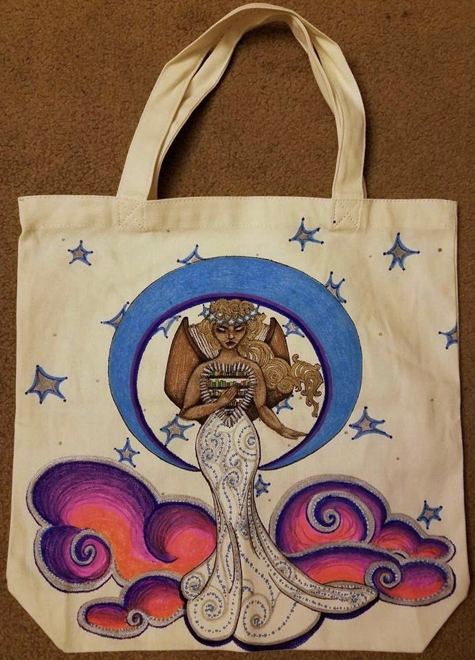 Image of Blue Moon Tote