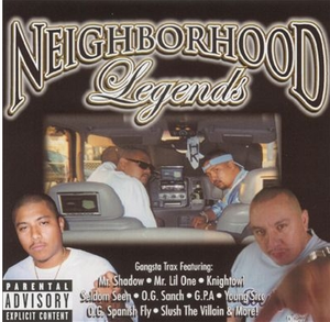 Image of NEIGHBORHOOD LEGENDS