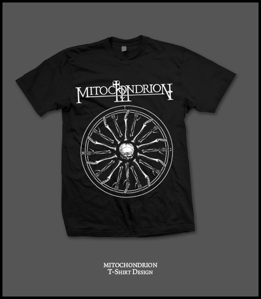 Image of Covenant Collection I: Mitochondrion - 'Bonewheel'
