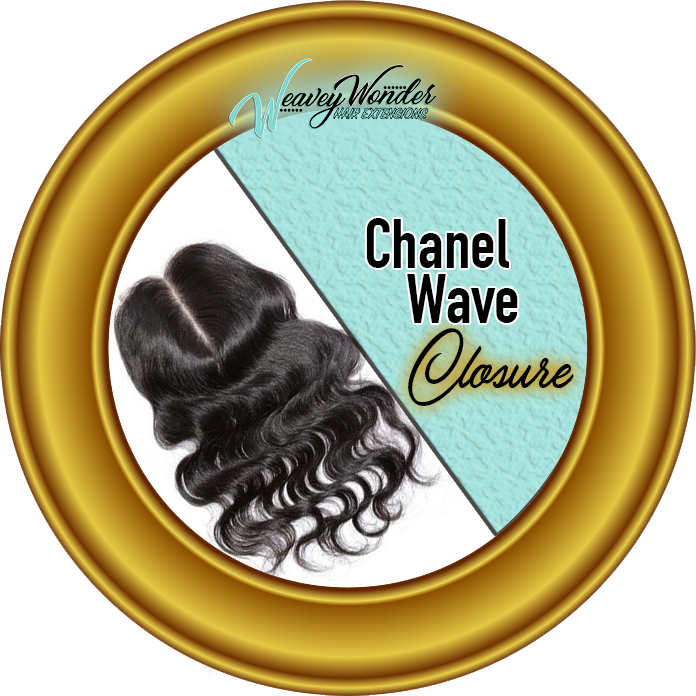 Image of Chanel Wave Lace Closure
