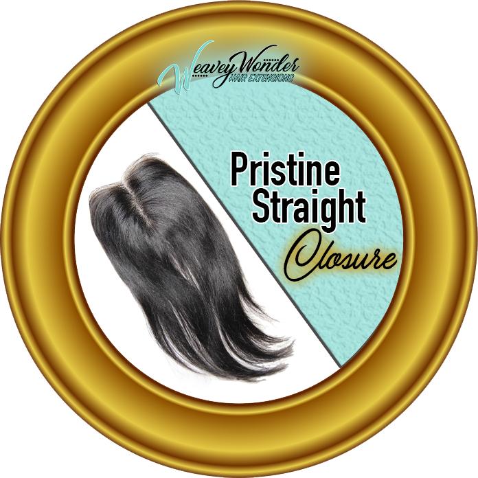 Image of Pristine Straight Closure