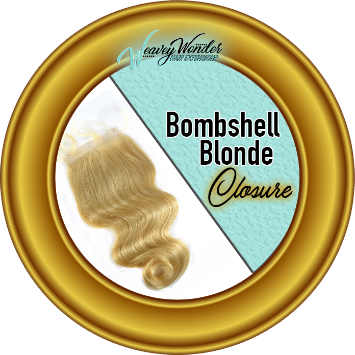 Image of Bombshell Blonde Closure