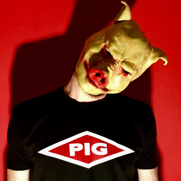 Image of <PIG> Logo Only