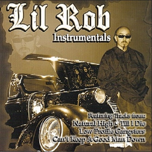 Image of Lil Rob Instrumentals