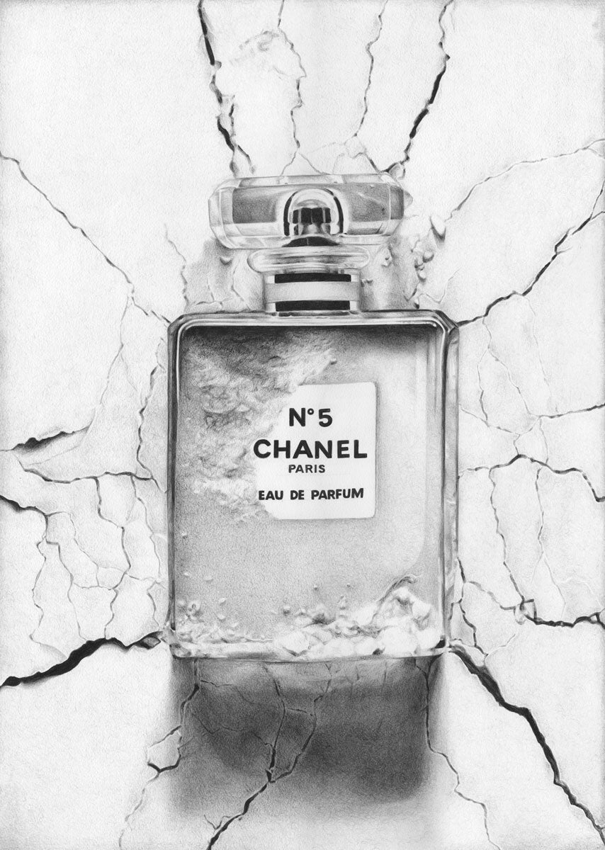 Image of Cracked Chanel