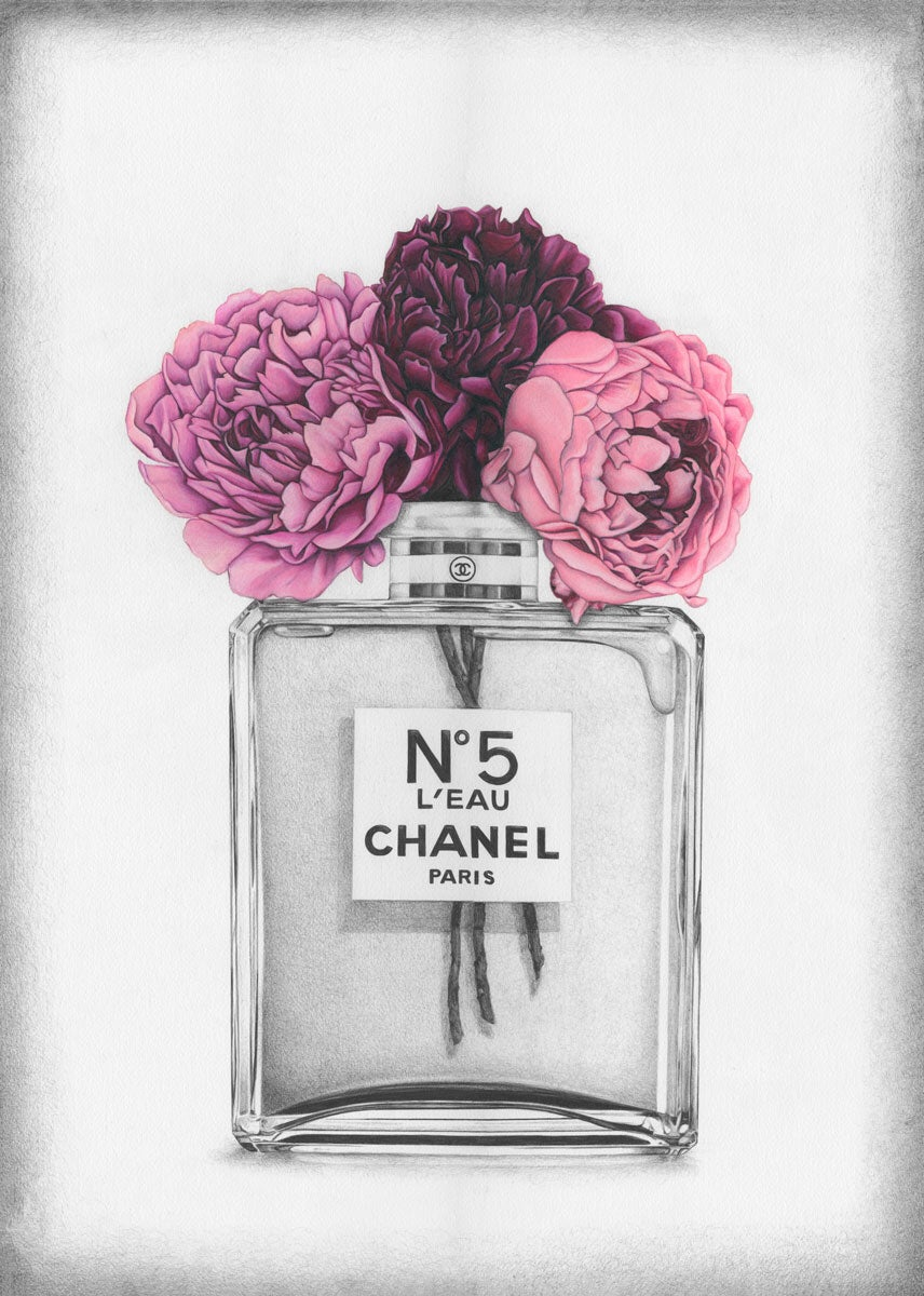 Image of Vase Chanel