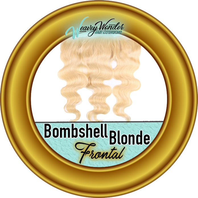 Image of Bombshell Blonde Frontal