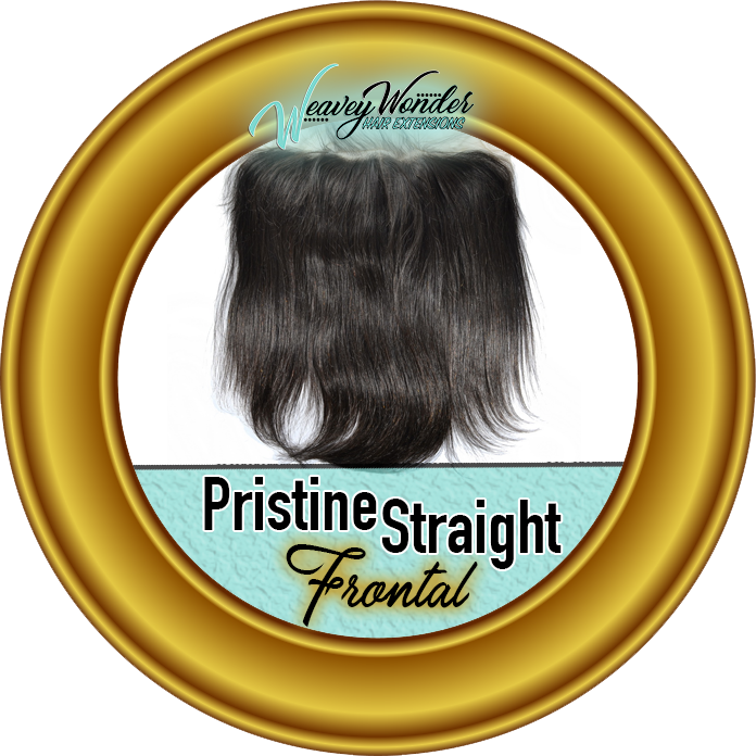 Image of Pristine Straight Frontal