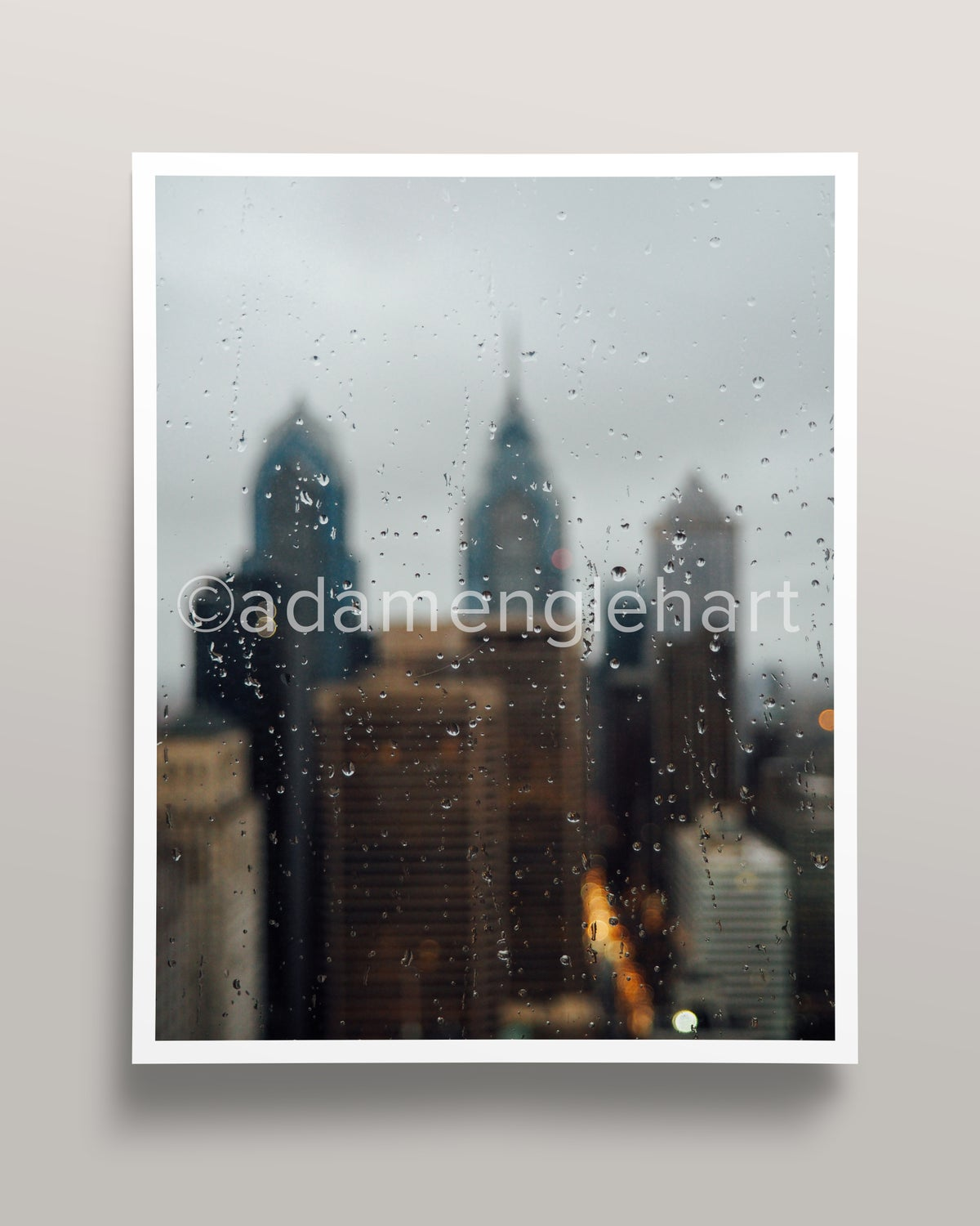 Image of Rainy Day Perspective