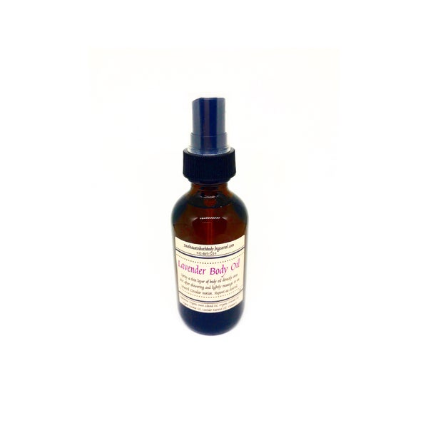 Image of Organic Spray Body Oils 2oz