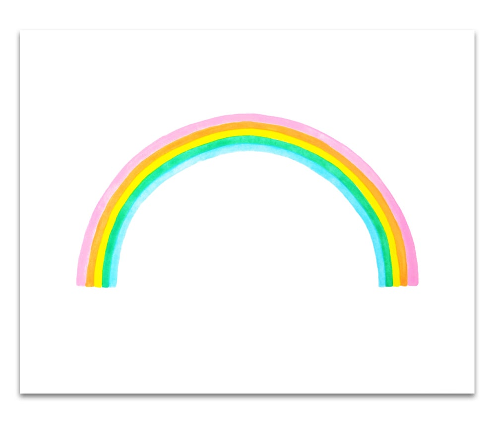 Image of Hello Rainbow!