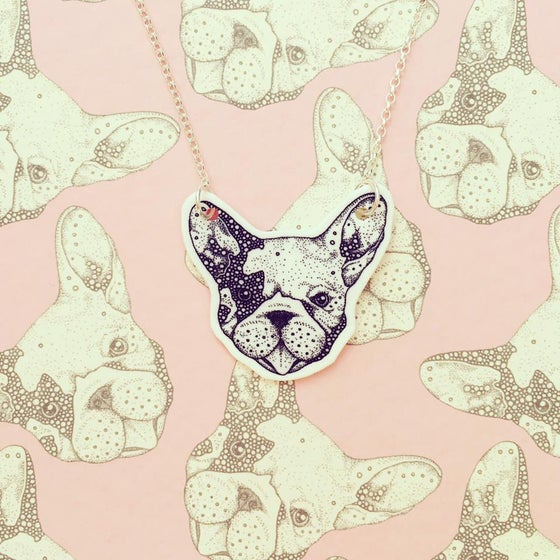 Image of French Bulldog Necklace