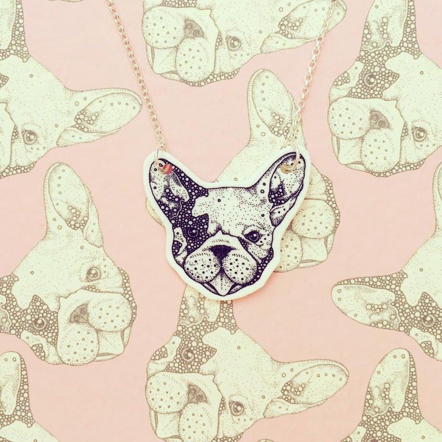 Image of French Bulldog Necklace