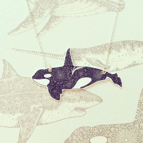 Image of Orca Necklace