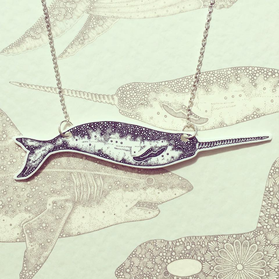 Image of Narwhal Necklace