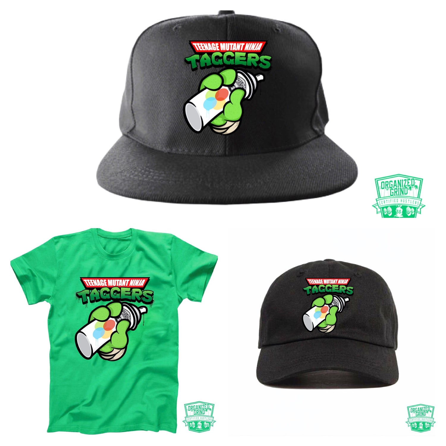 Image of TMNT Gear