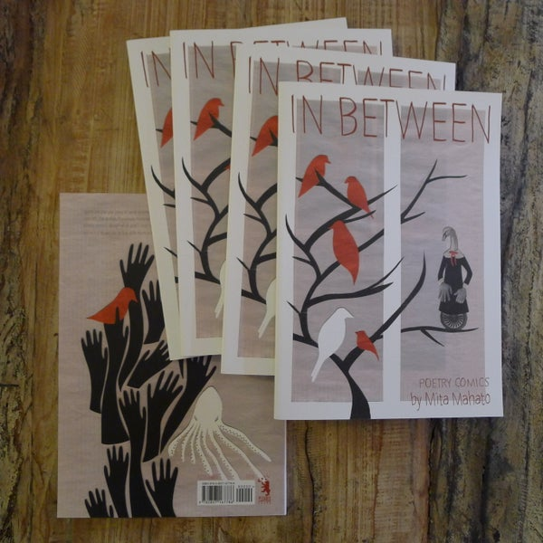 Image of In Between: Poetry Comics by Mita Mahato.