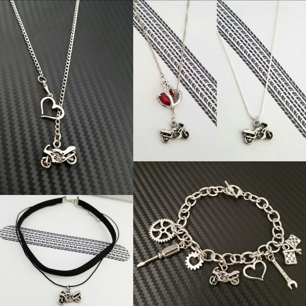 Image of Street Bike Jewelry